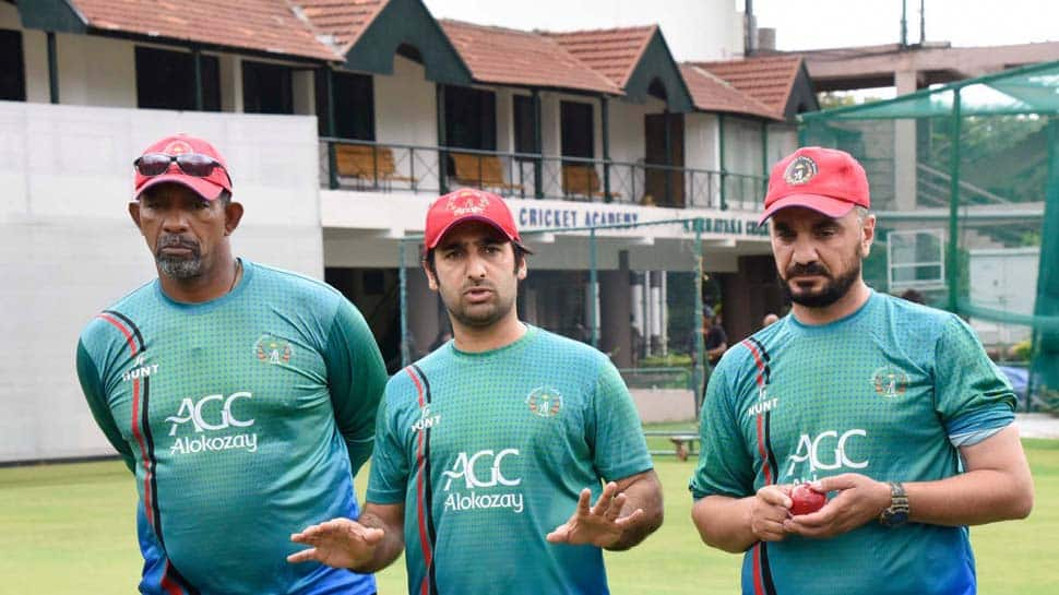 Afghanistan ready for top-ranked India in their debut Test match
