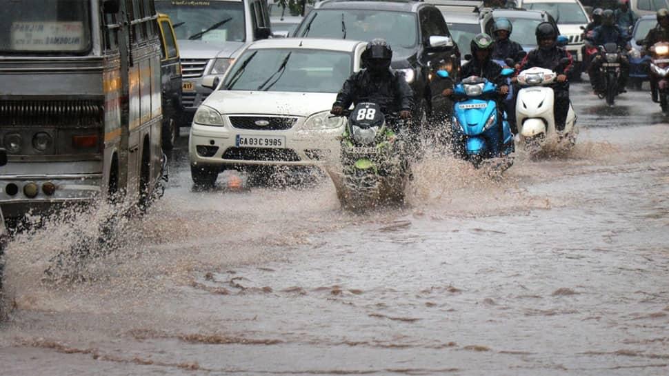 IMD issues fresh warning of heavy rains in Karnataka, Chhattisgarh, Odisha, West Bengal