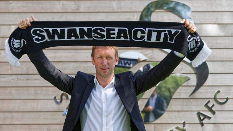 Swansea City name Graham Potter as new manager