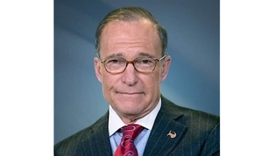 White House economic adviser Larry Kudlow suffers heart attack