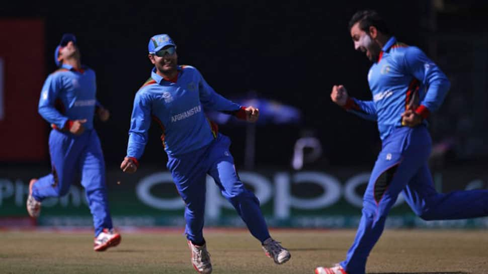 Afghanistan gear up for first Men's Test against India