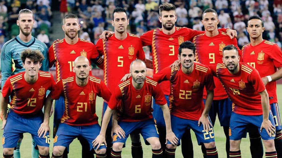Spain fail to impress in narrow Tunisia victory in Warm-up match