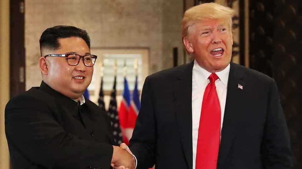 Donald Trump meets Kim Jong-un: Twitter sees the funny side