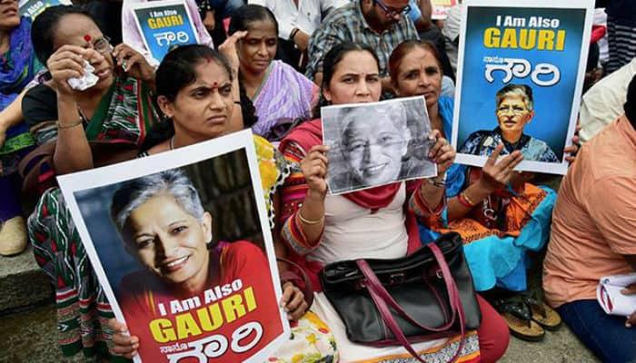 SIT probing Gauri Lankesh murder arrests another suspect