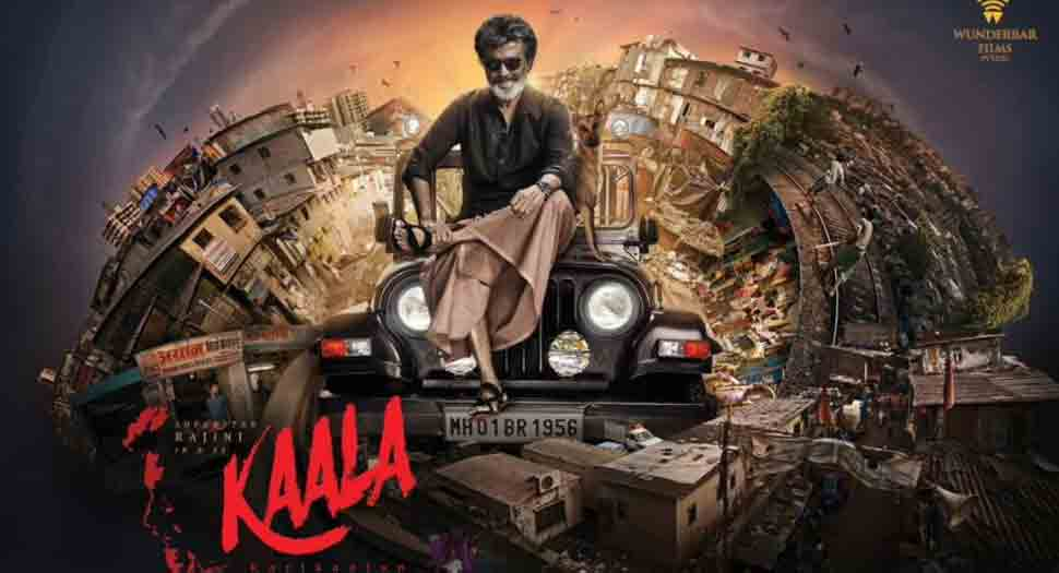Rajinikanth's gangster drama Kaala earns over Rs 114 crore at worldwide Box Office