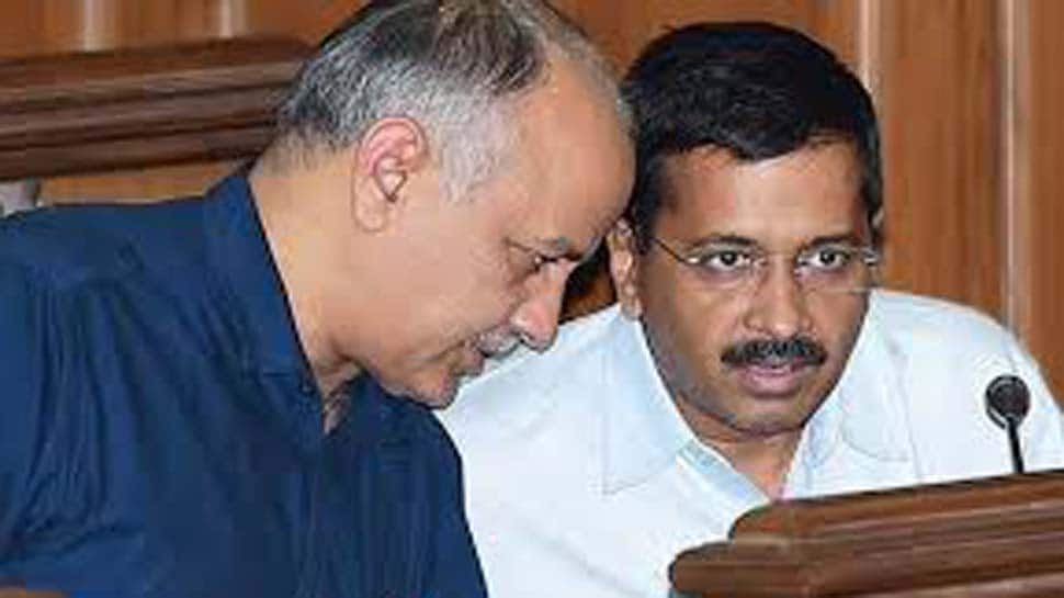 Arvind Kejriwal's sit-in protest: Manish Sisodia launches hunger strike