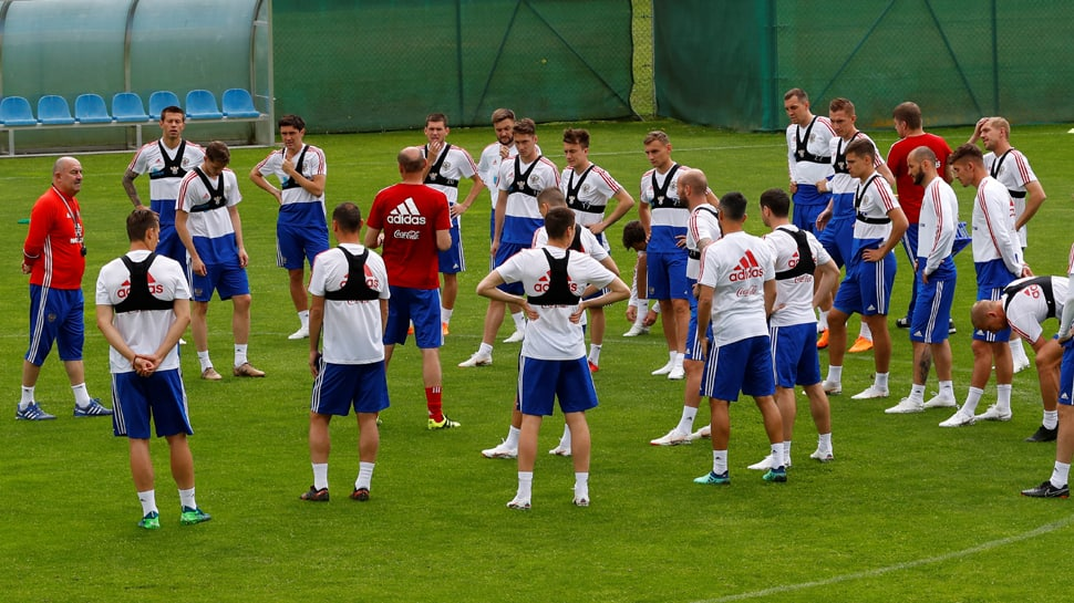 Russia hitting top form ahead of FIFA World Cup opener: Cherchesov
