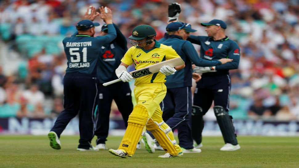 Justin Langer's Australia reign begins with ODI loss to England
