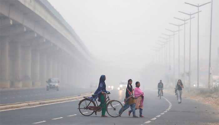 Delhi's air quality beyond 'severe' as stubborn dusty haze persists