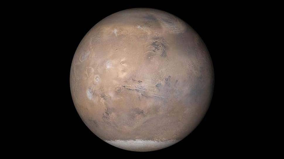 Unprecedented gigantic dust storm on Mars could spell death for NASA's oldest rover Opportunity