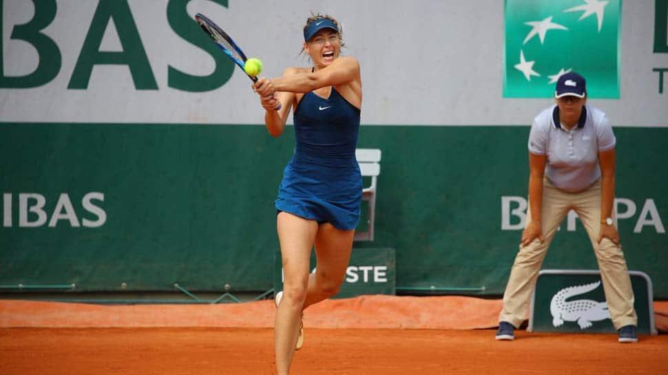 Maria Sharapova and Madison Keys withdraw from Birmingham tournament