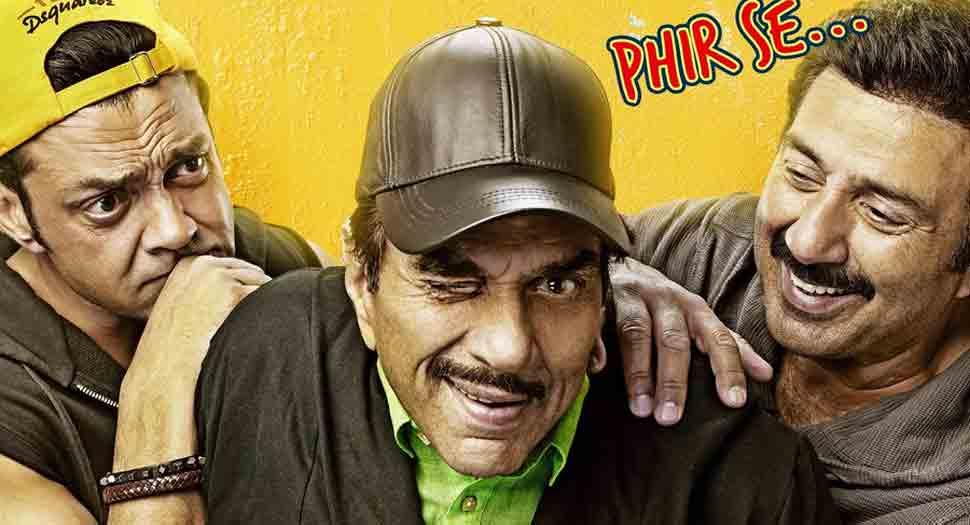 Yamla Pagla Deewana: Phir Se to clash with Akshay Kumar's Gold this Independence Day?