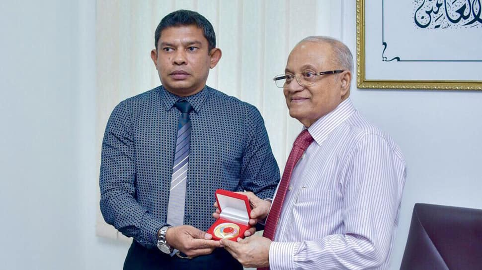 Former Maldives president Maumoon Abdul Gayoom, Chief Justice Abdulla Saeed sentenced to 19 months prison for obstruction of justice