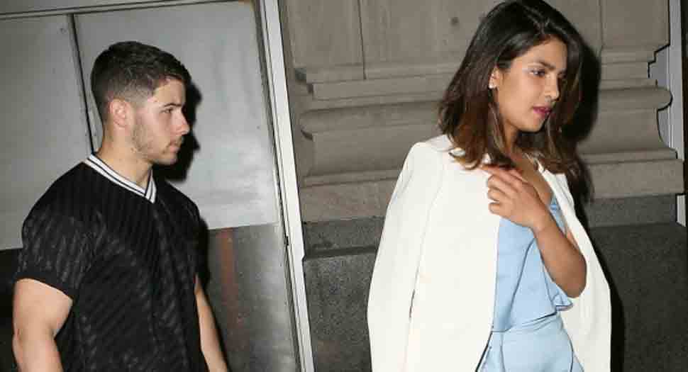 Priyanka Chopra-Nick Jonas head out on another romantic date — See photos