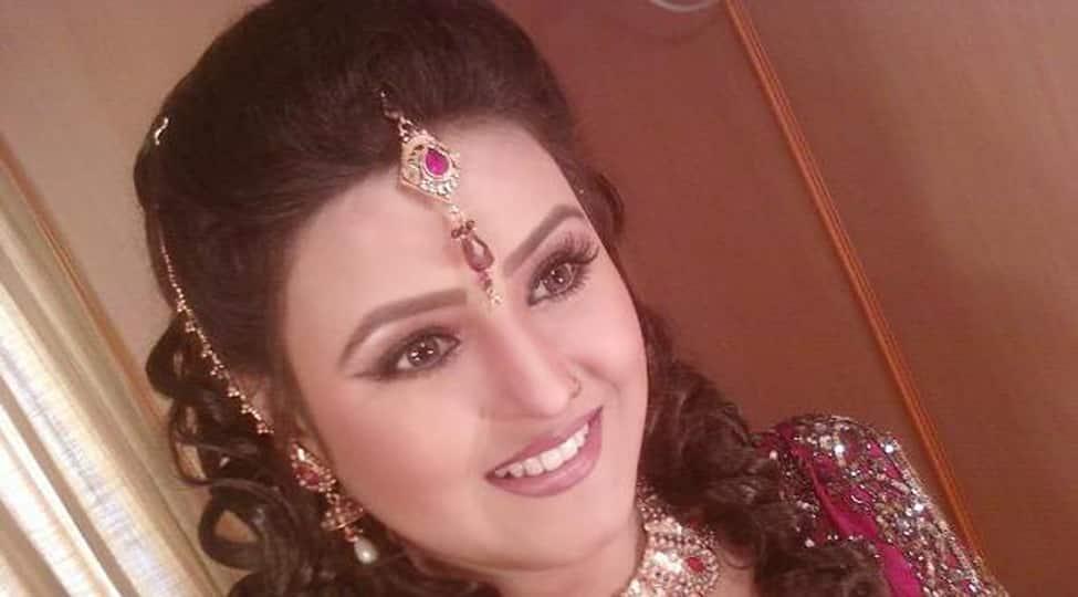 Akanksha Awasthi, Khesari Lal Yadav's heroine in Dabang Sarkar, signs new movie Parivar Ke Babu