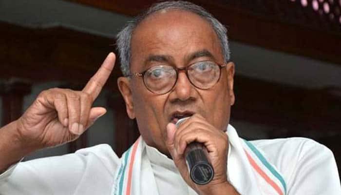 I spoke on 'Sanghi terrorism', not 'Hindu terrorism': Digvijay Singh clarifies