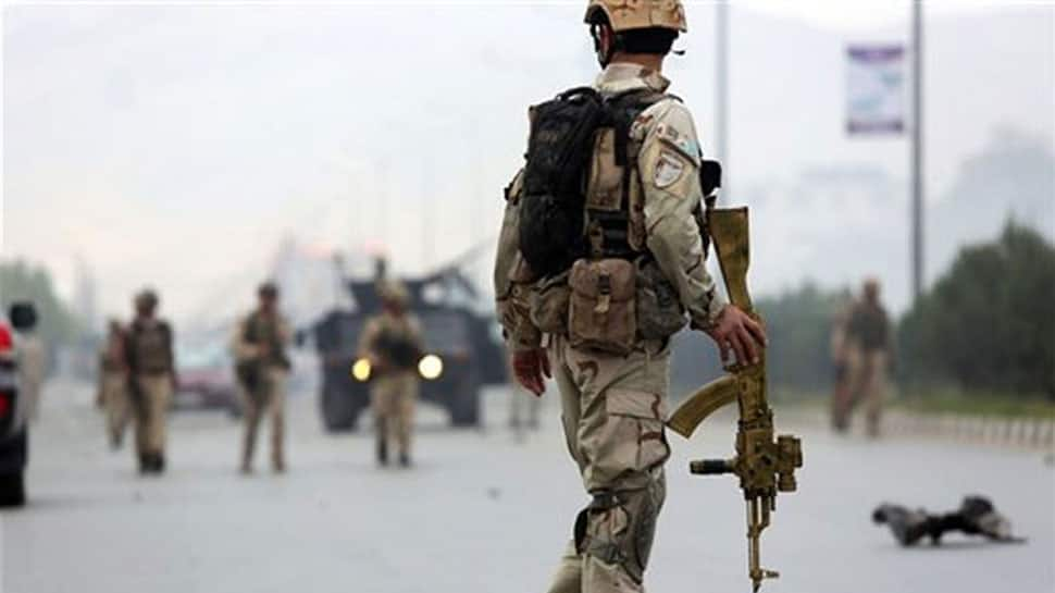 Three militants killed in Afghanistan