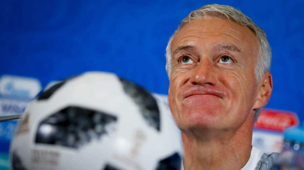 FIFA World Cup 2018: France coach Didier Deschamps welcomes Antoine Griezmann decision to stay at Atlético Madrid