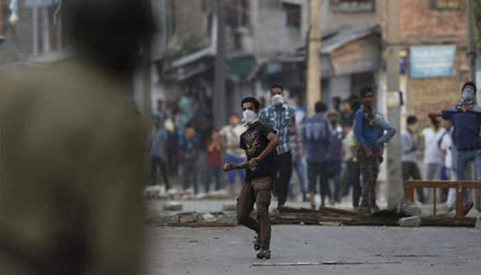 Stone pelters target security forces after Eid prayers in J&K, one killed in clashes