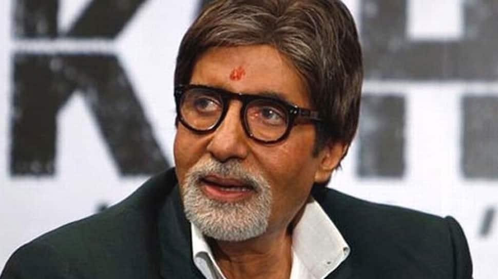Amitabh Bachchan starts shooting for 'Badla' in Glasgow