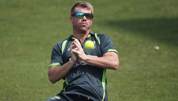Australia's David Warner joins St Lucia Stars in Caribbean Premier League