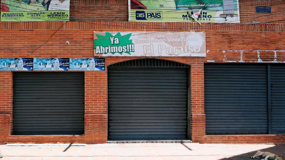 At least 17 killed in stampede triggered by tear gas at Venezuela nightclub