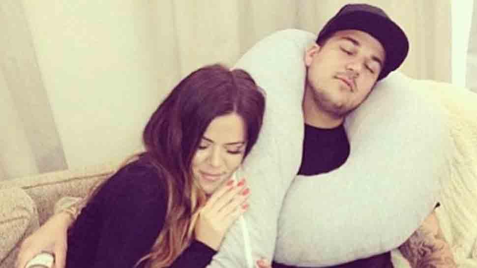 Khloe Kardashian praises brother Rob for being an amazing dad