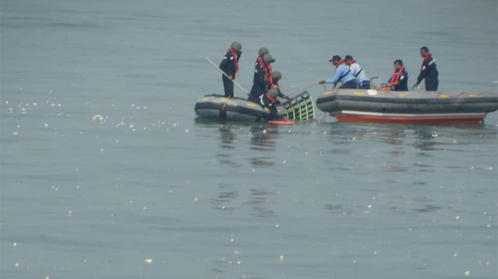 6 killed in Odisha boat capsize; 12 rescued