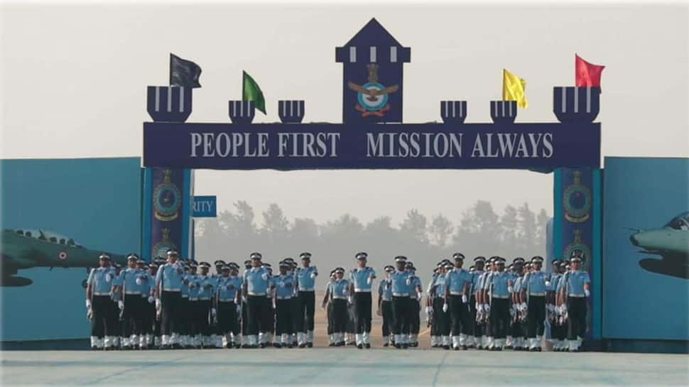 113 flight cadets, including 13 women officers, graduate as Flying Officers