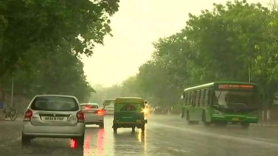 Rain brings relief to Punjab, Chandigarh