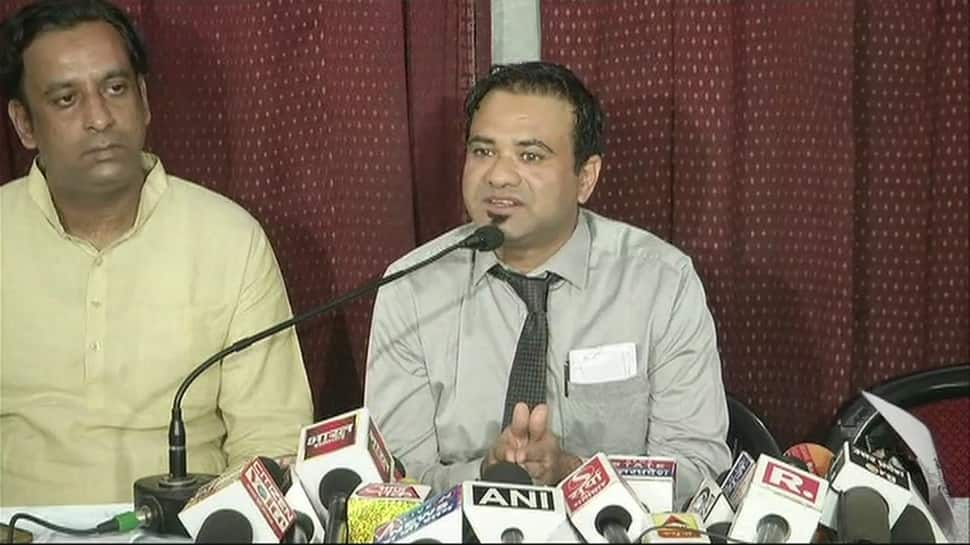Dr Kafeel Khan blames BJP MP Kamlesh Paswan for attack on brother Kashif Jameel, says police acting on instructions