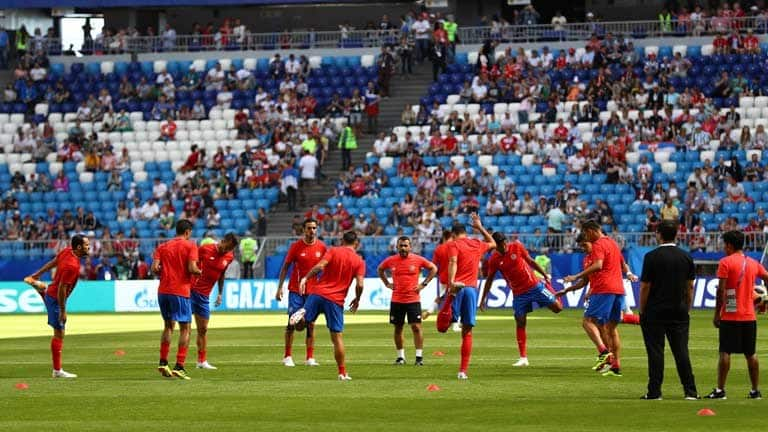 FIFA World Cup 2018 Costa Rica vs Serbia live streaming timing, channels, websites and apps
