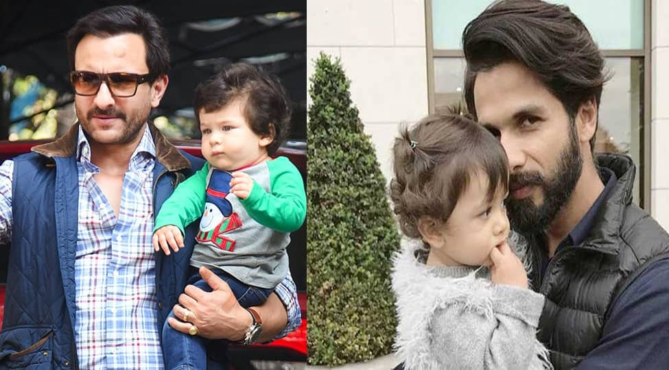Father's Day 2018: From Shahid Kapoor to Saif Ali Khan, meet the cool dads of Bollywood