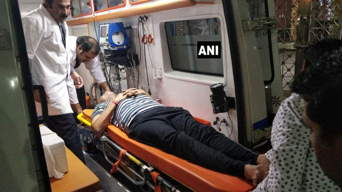 Delhi Minister Satyendar Jain hospitalised as his health deteriorates