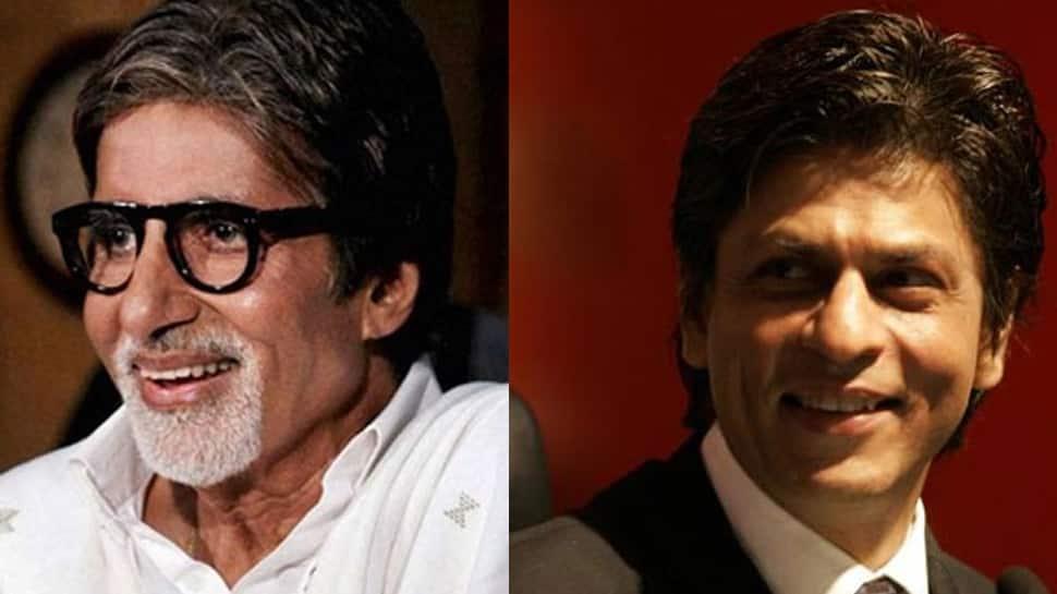 Amitabh Bachchan and Shah Rukh Khan team up for a film—Details inside
