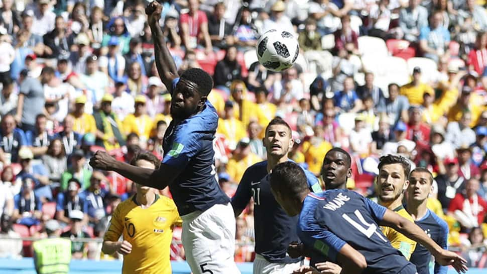 FIFA World Cup 2018: France looking for answers after narrow Australia escape