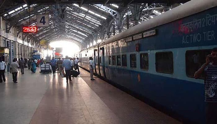 Now, food and water for passengers if train is delayed during meal time
