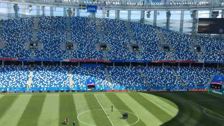 FIFA World Cup 2018 Sweden vs South Korea live streaming timing, channels, websites and apps