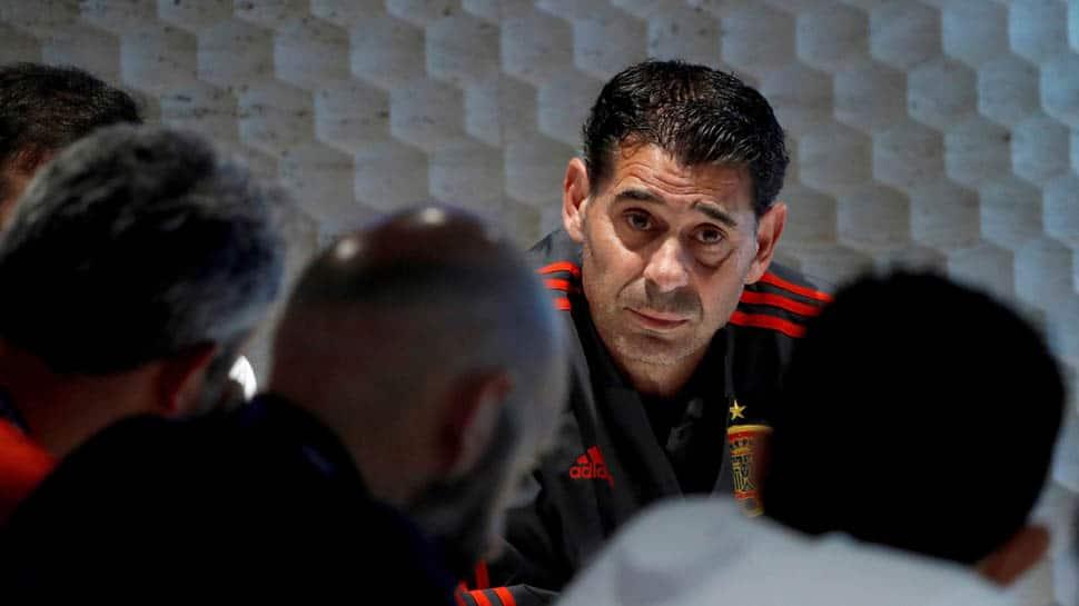 FIFA World Cup 2018: Spain coach Fernando Hierro confirms David De Gea as the goalkeeper for Iran match