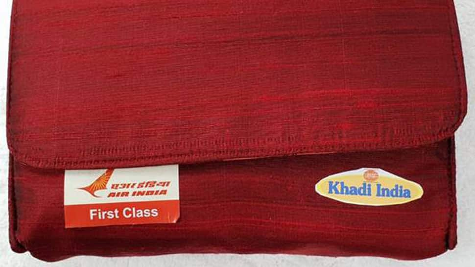 Air India to continue giving Khadi amenity kits to international passengers