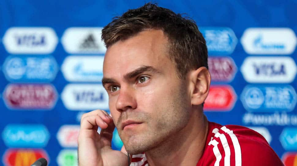FIFA World Cup 2018: Russia goalkeeper Igor Akinfeev looking to beat Egypt, even if Mohamad Salah plays