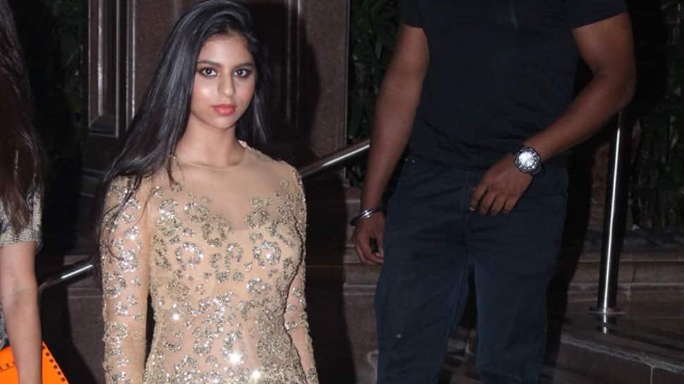 Suhana Khan looks breathtakingly beautiful in these throwback pics!