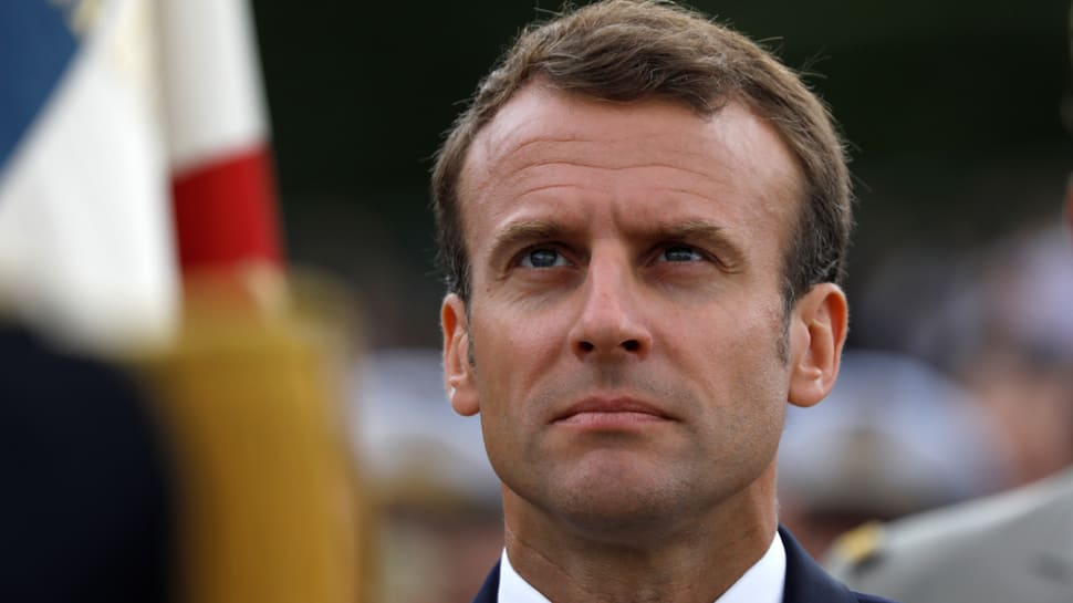 Address me as Mr President: Emmanuel Macron schools teen for calling him 'Manu'