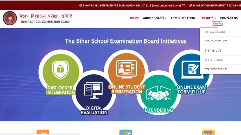 BSEB Bihar board Class 10 results 2018: Official websites to check Bihar Matric 2018 results