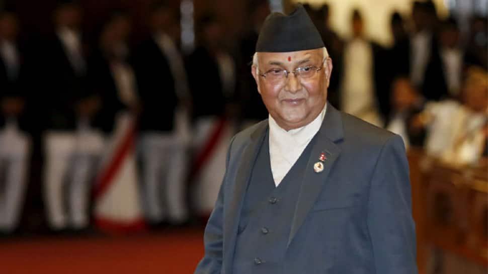 Nepal PM KP Sharma Oli begins 6-day China tour