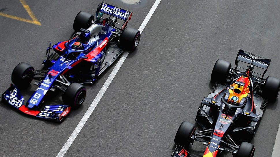 Motor Racing: Red Bull F1 team to use Honda engines from next season