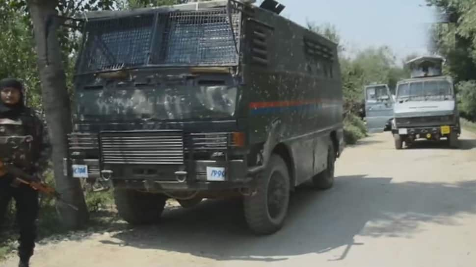 Three terrorists killed in encounter in J&K's Tral; 1 CRPF personnel injured