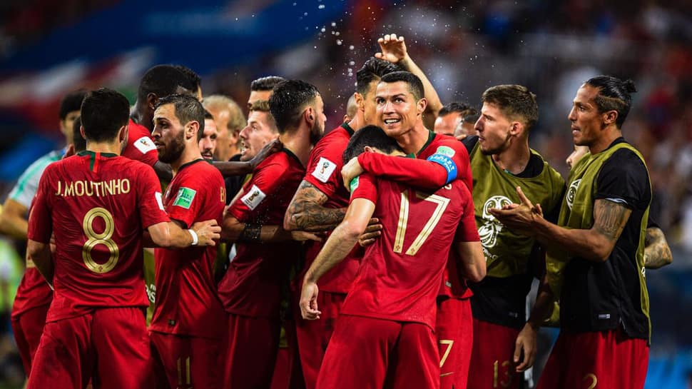 Portugal's Cristiano Ronaldo leads Golden Boot race after first round of FIFA World Cup group matches