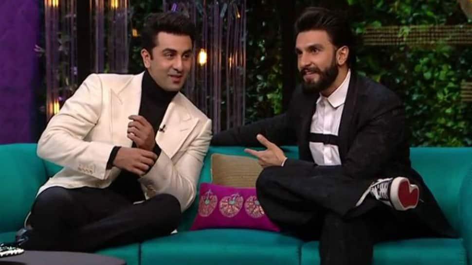 Sanju producer Vidhu Vinod Chopra wanted Ranveer Singh not Ranbir Kapoor as Sanjay Dutt