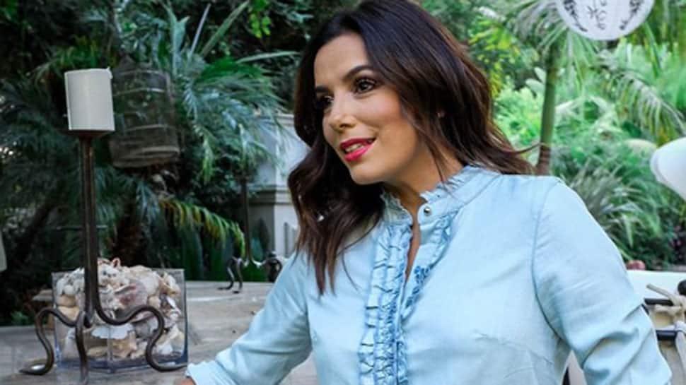 Eva Longoria welcomes first child with Jose Antonio Baston